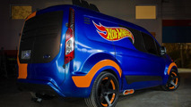 2014 Ford Transit Connect Hot Wheels concept 06.11.2013