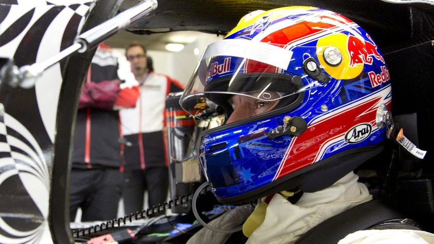 Webber tests Porsche's Le Mans car
