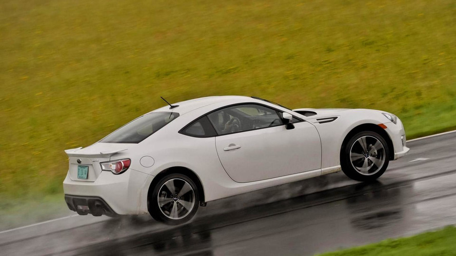 Subaru planning BRZ special edition for United States, still no turbo - report