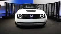 Honda Urban EV konsept resmi
