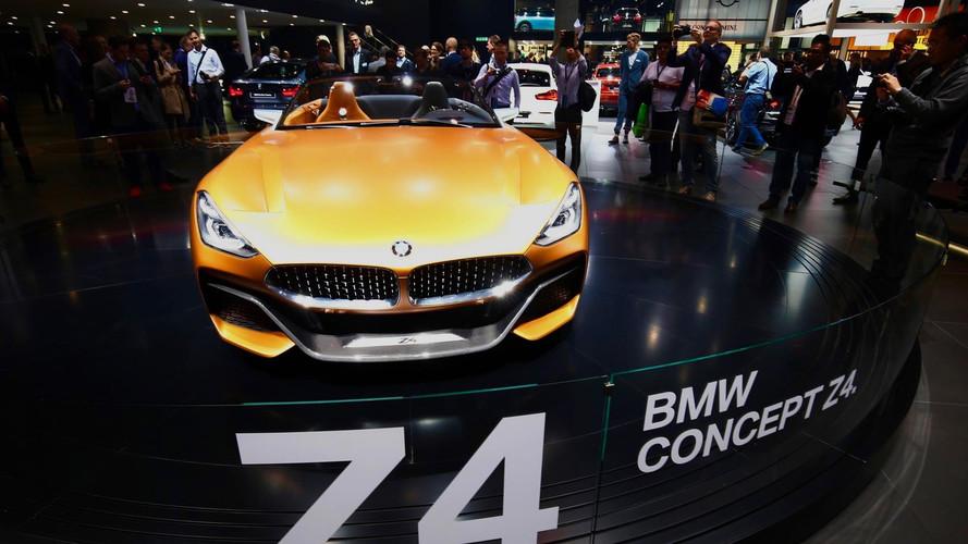 BMW Z4 Concept - Le charme germanique se découvre