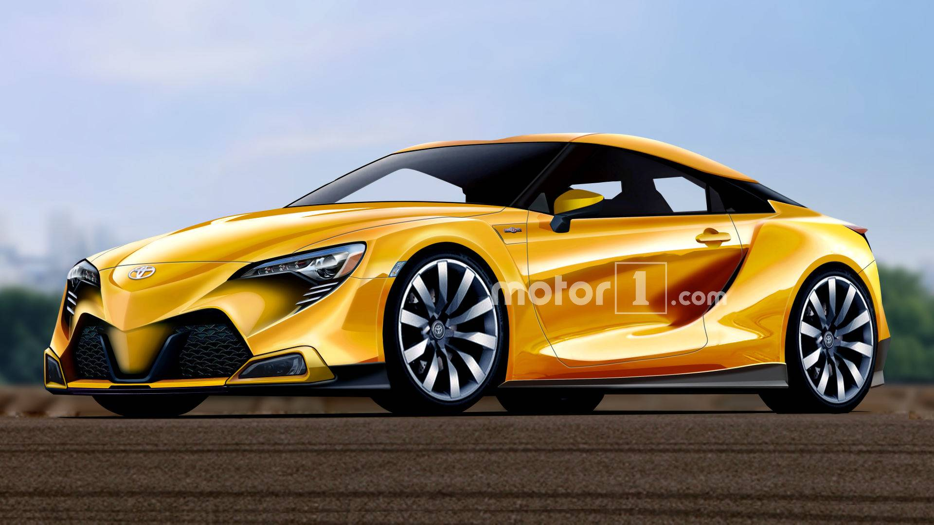 Toyota 86 Second Generation >> Is This Next-Gen Toyota 86 Render Better Than The GR HV Sports?