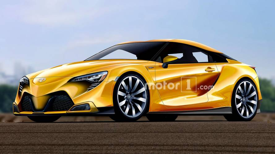 Next-Generation Toyota 86 Reportedly Due 2021 With Bigger Engine