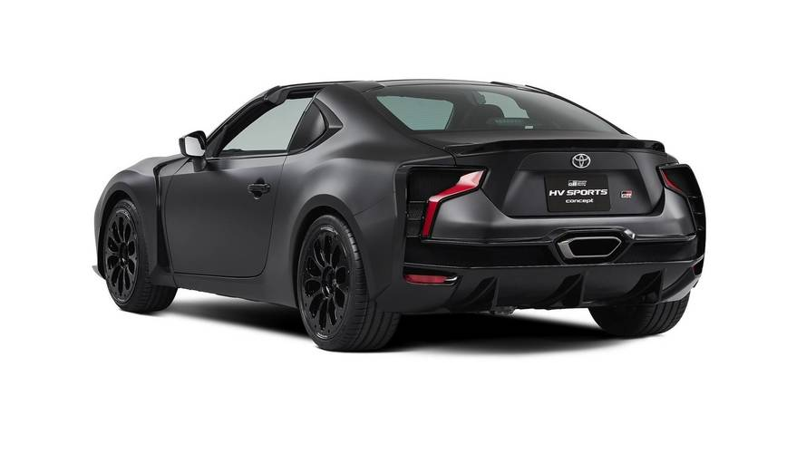 Toyota GR HV Sports koncepció