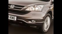 Honda CR-V restyling