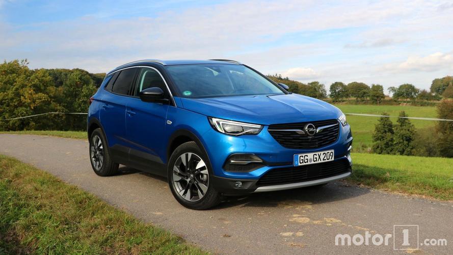 Essai Opel Grandland X (2017)