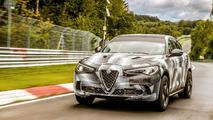 Alfa Romeo Stelvio Quadrifoglio - Nürburgring SUV rekoru