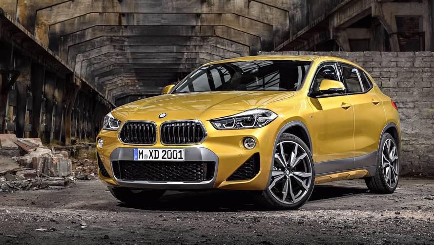 BMW X2, 300 bg'lik bir motor alabilir