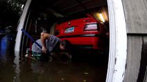 BMW M3s Hurricane Harvey