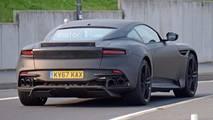 Aston Martin Vanquish casus fotoğrafları