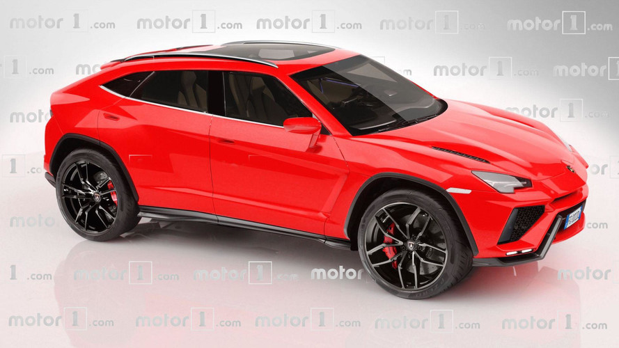 Lamborghini Urus set for December 4 reveal