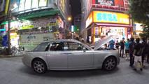 Toyota-Powered Rolls-Royce Phantom