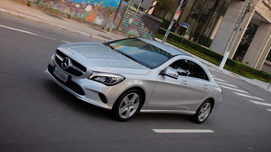 Teste instrumentado: Mercedes-Benz CLA 180 faz entrada digna