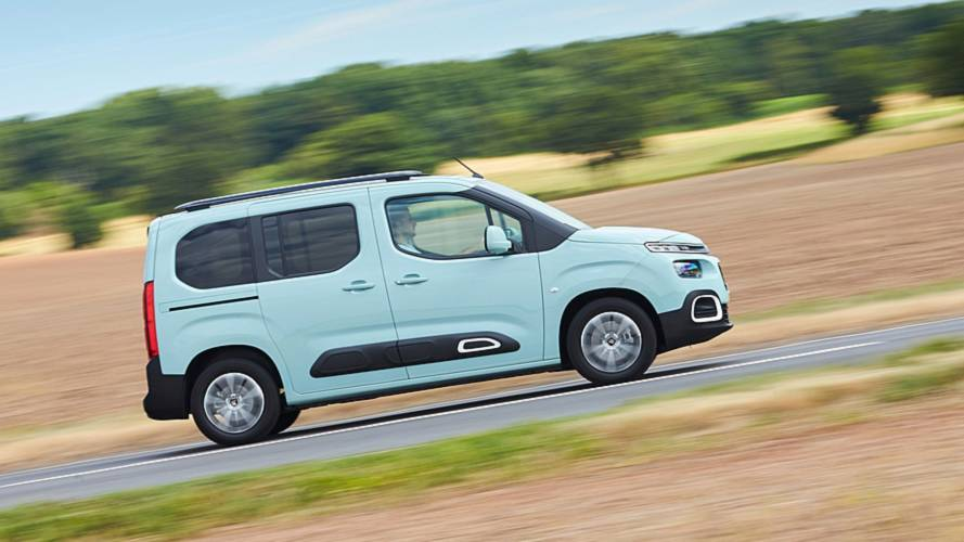 2019 Citroën Berlingo Leisure Activity Vehicle