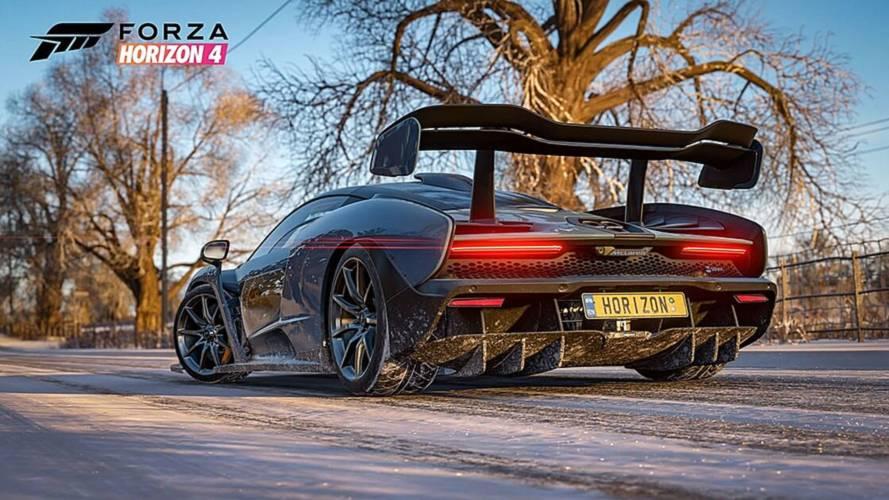 Forza Horizon 4 Car List Accidentally Revealed