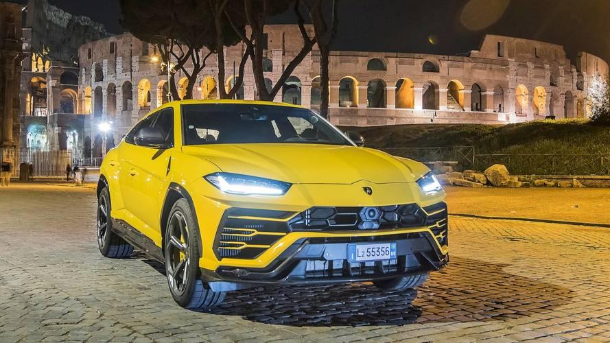 Lamborghini também não participará do Salão de Paris deste ano