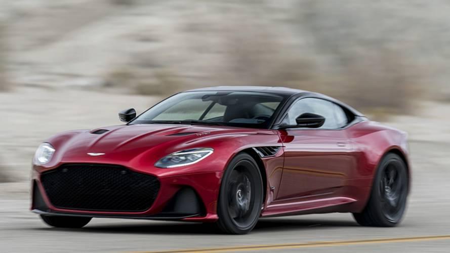 Aston Martin DBS Superleggera 2019: un monstruo con motor V12