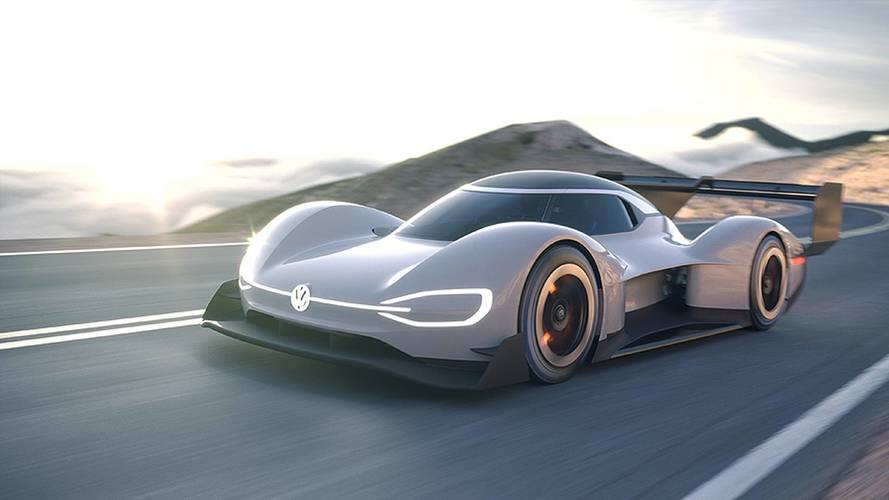 VW To Livestream I.D. R Pikes Peak Debut This Sunday