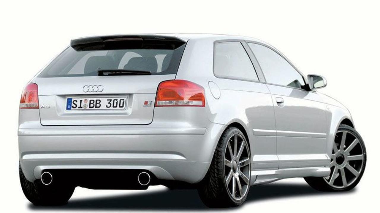 B&B tuned Audi A3