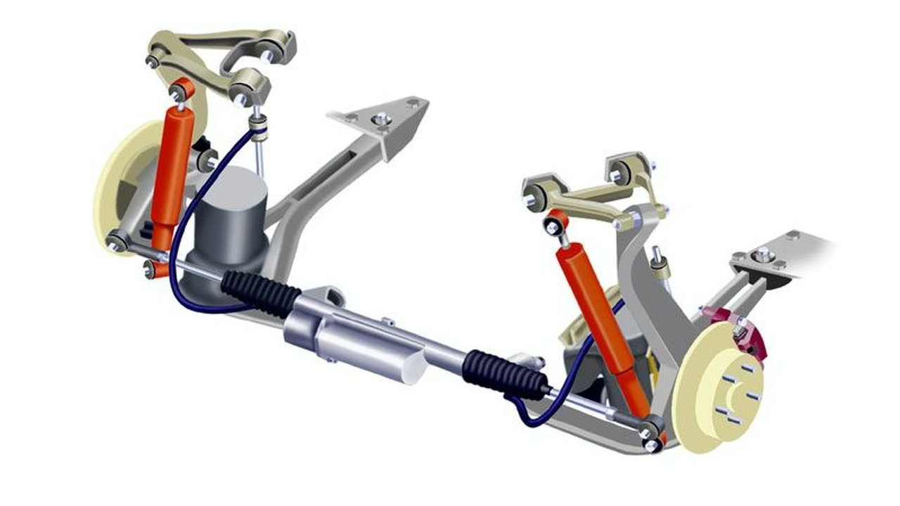 Delphi's Active Rear Steering System