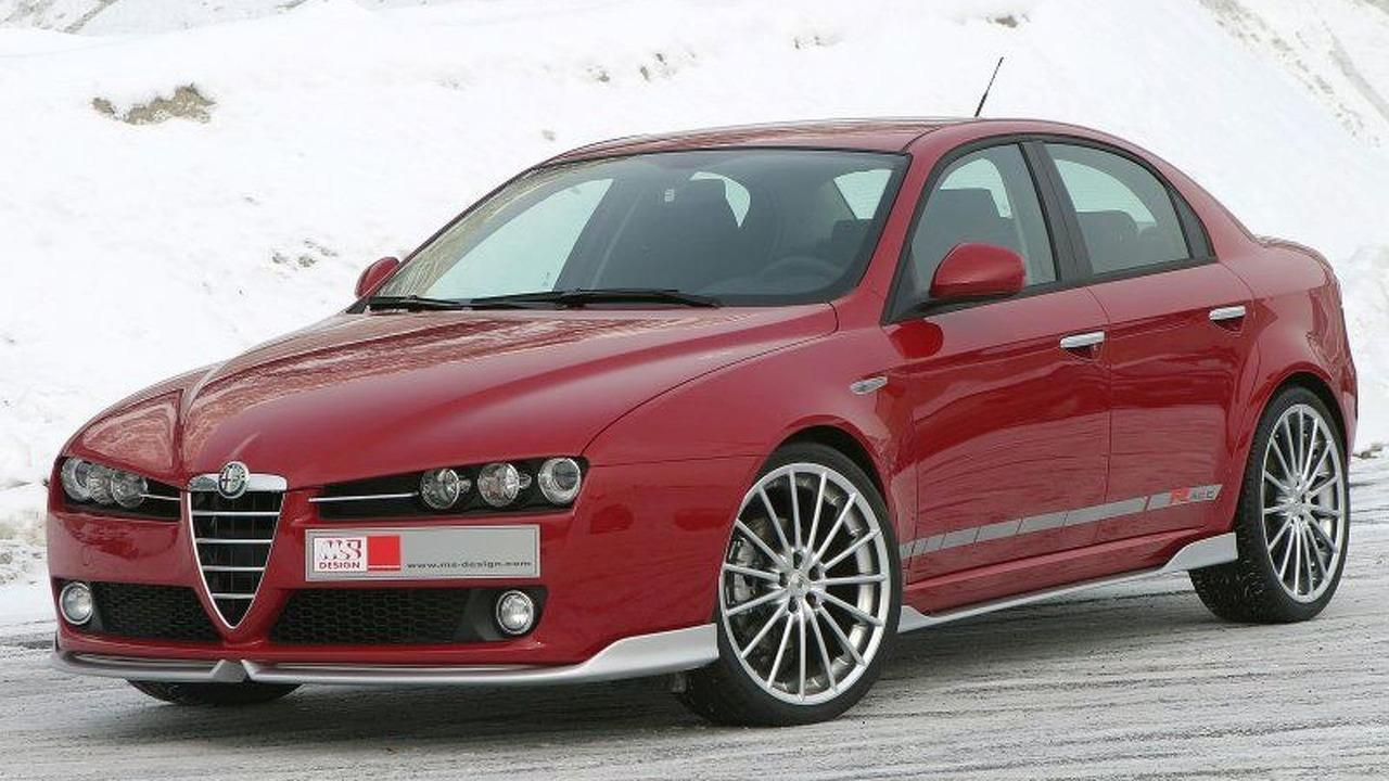 MS Design Alfa Romeo 159