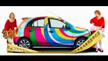 Quer aparecer? Nissan March ganha versão cheia de cores