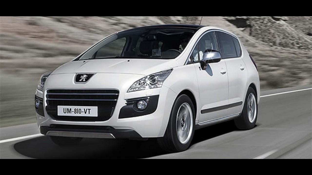 Peugeot levará edições limitadas para Genebra