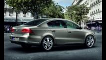 Volkswagen revela imagens oficiais do Novo Passat 2011