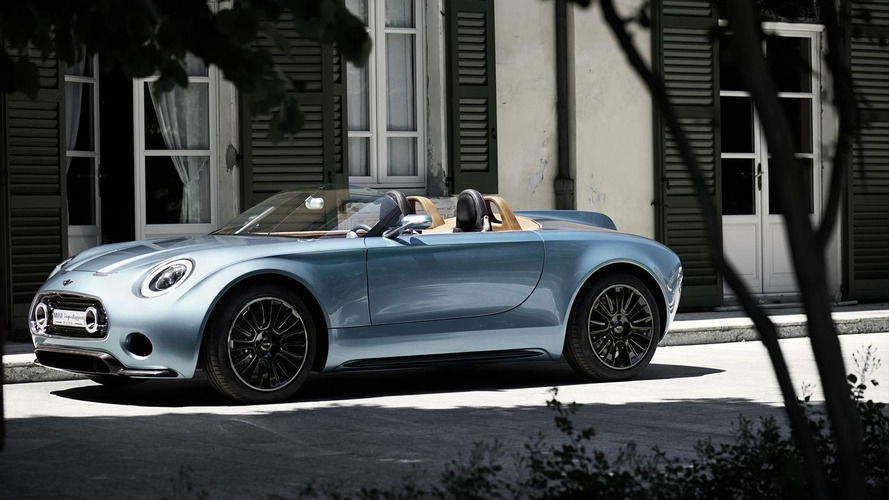 MINI Superleggera Vision concept could go into production - report