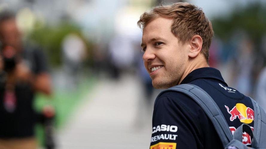 Vettel still not naming 2015 employer