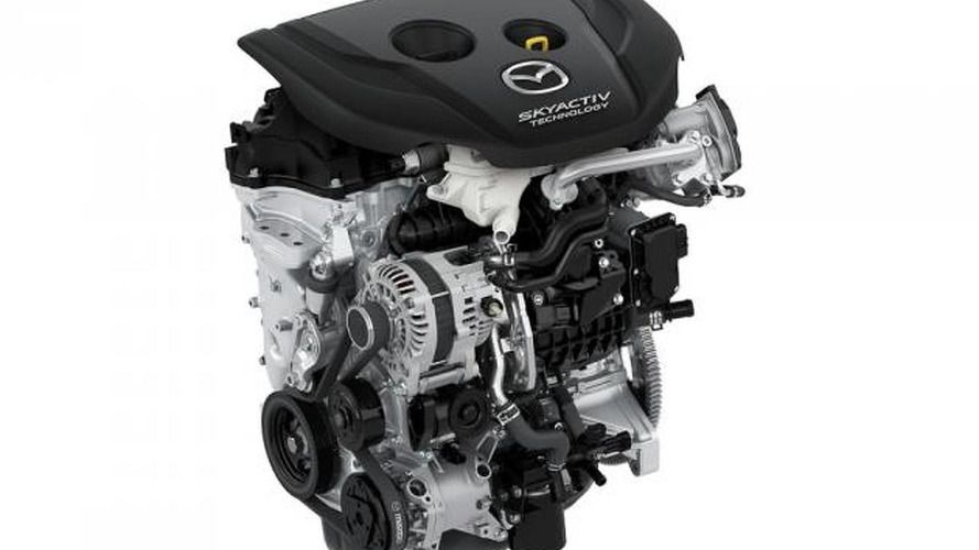 Mazda introduces new SKYACTIV-D 1.5-liter diesel engine, debuts on next-gen Mazda2