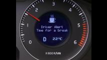Driver Alert System by Volvo