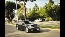 Chevrolet Cruze Station Wagon LTZ 1.7D - TEST