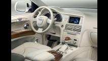 Audi Q7 coastline
