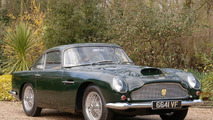 1961 Aston Martin DB4 GT Coupe