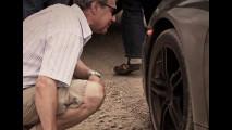 Nuova Porsche 911: i test in Sudafrica