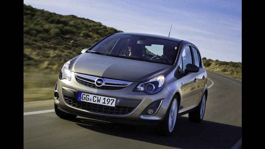 Opel Corsa 2011 1.3 CDTI ecoFLEX