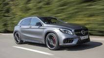 1. Mercedes-AMG GLA 45 / A 45 / CLA 45 - 381 ch, 375 Nm