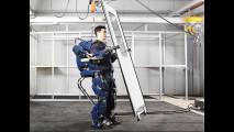 Hyundai Iron Man, l'esoscheletro robotico