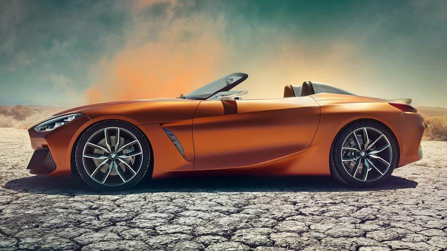 BMW Concept Z4, i perché del ritorno al tetto in tela
