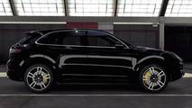 Porsche Cayenne Turbo Forza 7