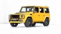 Brabus 700 Widestar, un giallo da 700 CV