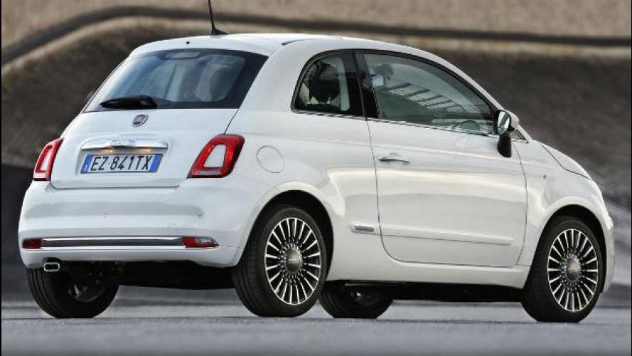 Fiat 500, il restyling è ancora in promozione
