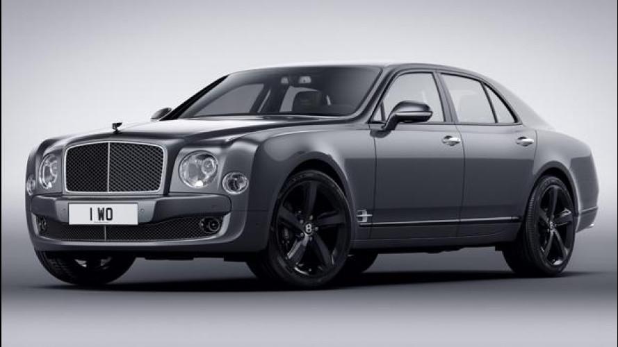 Bentley Mulsanne Speed Beluga Edition, cose da nababbi