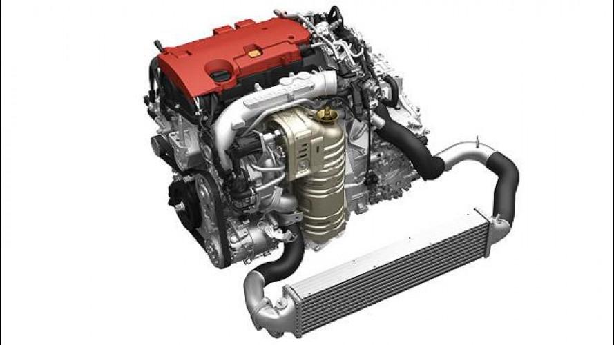 Honda, nuovi motori VTEC Turbo