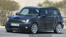 SPY PHOTOS: New BMW Mini Traveller