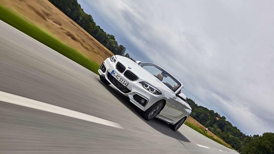 2017 BMW 2 Series Convertible facelift
