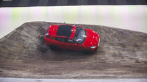 2018 Jaguar E-Pace Barrel Roll