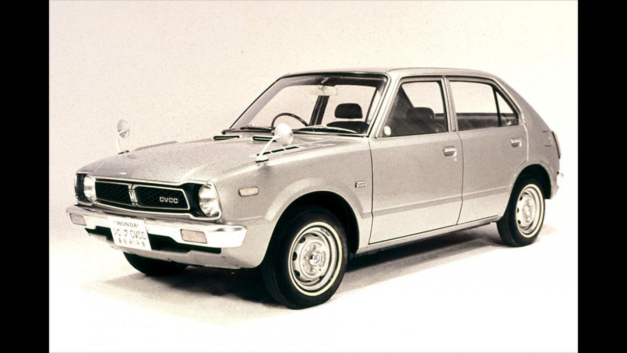 Honda Civic (1972)
