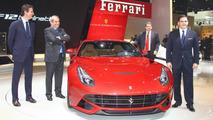Ferrari F12berlinetta at Beijing Motor Show 23.04.2012